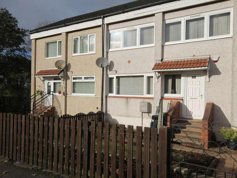 3 Bedrooms Terraced House for sale in 19 Duns Crescent, Wishaw, ML2 8SF