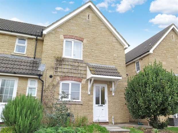 3 Bedrooms Terraced House for sale in New Square, South Horrington, Wells