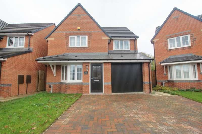 3 Bedrooms Detached House for sale in Ropery Road, Gateshead, NE8