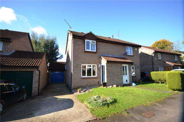 3 Bedrooms Semi Detached House for sale in Catcliffe Way, Lower Earley, Reading