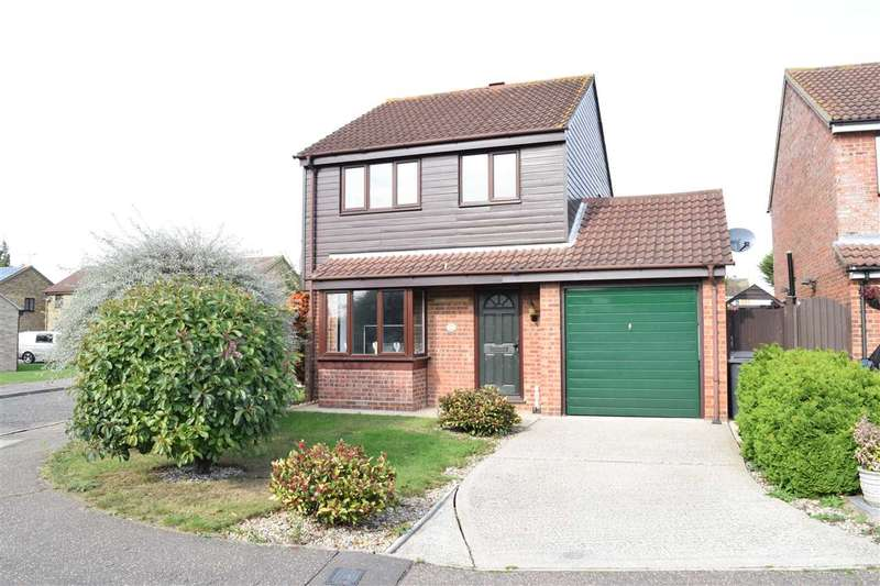 3 Bedrooms Detached House for sale in Bouchers Mead, Springfield, Chelmsford