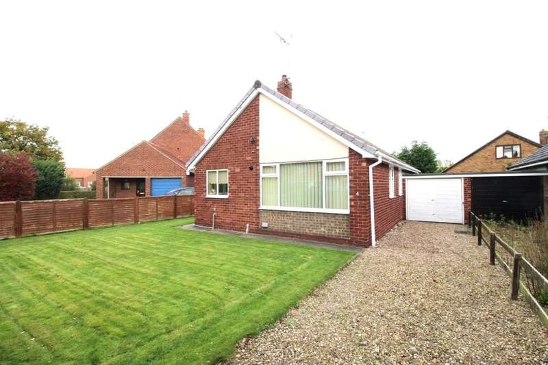 3 Bedrooms Detached Bungalow for sale in Station Road, Gilberdyke, Brough, HU15
