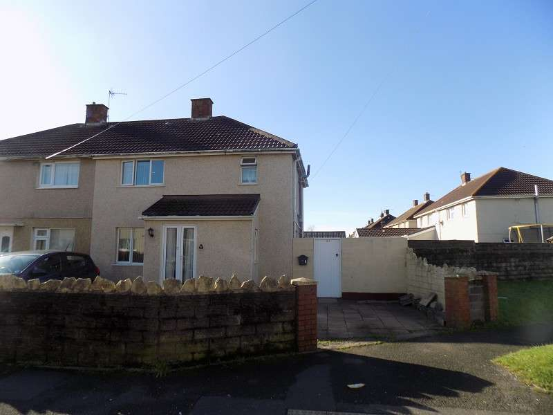 3 Bedrooms Semi Detached House for sale in Marine Drive, Sandfields Estate, Port Talbot, Neath Port Talbot. SA12 7NN