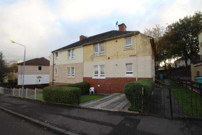 2 Bedrooms Flat for sale in Coathill Street, Coatbridge, North Lanarkshire