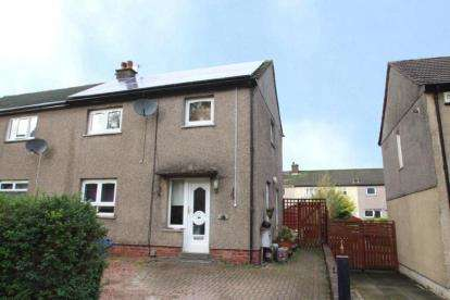 3 Bedrooms Semi Detached House for sale in Cedar Avenue, Johnstone, Renfrewshire