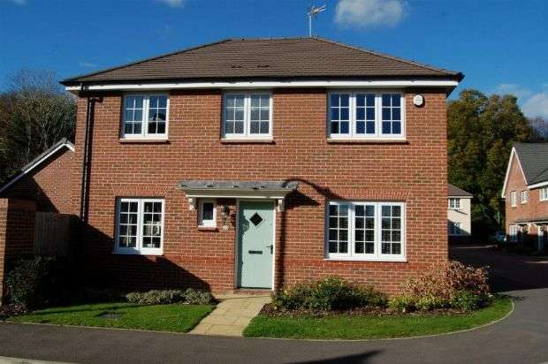 3 Bedrooms Detached House for sale in Navigation Way, Weedon, Northampton NN7 4GB