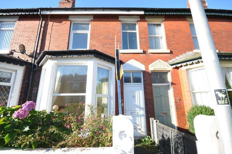 2 Bedrooms Terraced House for sale in Westwood Avenue, Stanley Park, Blackpool, Lancashire, FY3 9EB