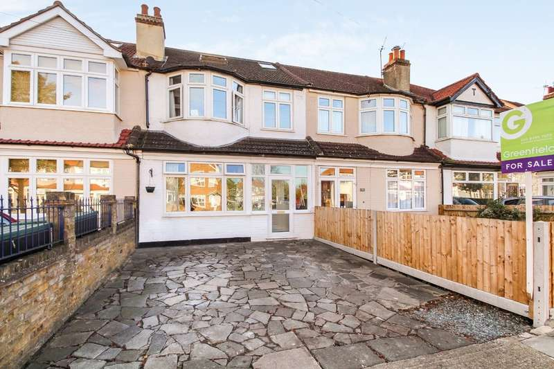 4 Bedrooms Terraced House for sale in Largewood Avenue, Surbiton