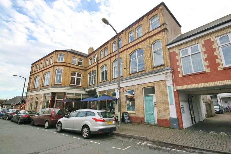 2 Bedrooms Flat for sale in Windsor Lofts, Penarth. Vale of Glamorgan. CF64 1JW