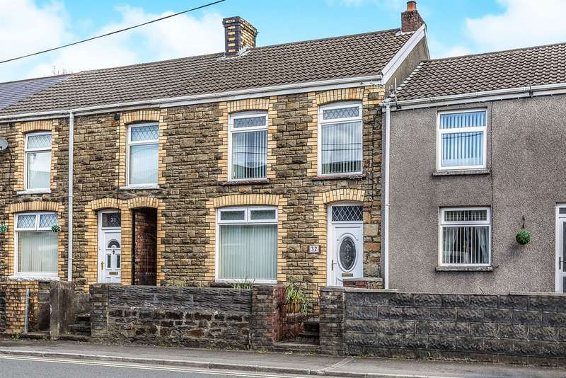 3 Bedrooms Terraced House for sale in Bridgend Road, Maesteg
