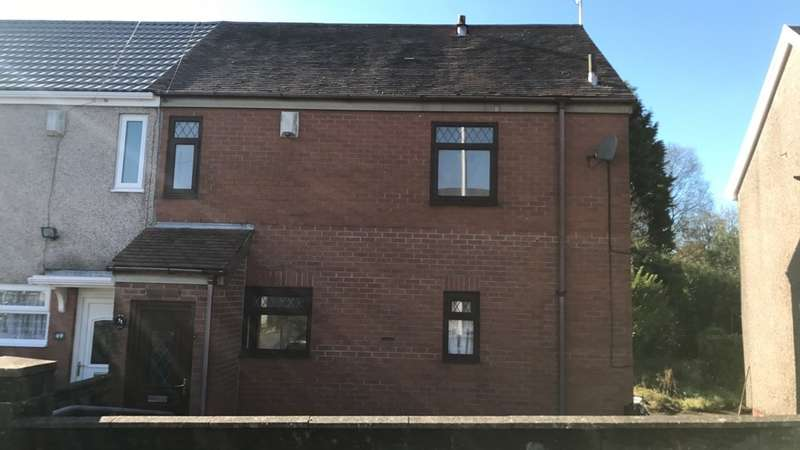 2 Bedrooms Semi Detached House for sale in Ewenny Place, Clase, Swansea