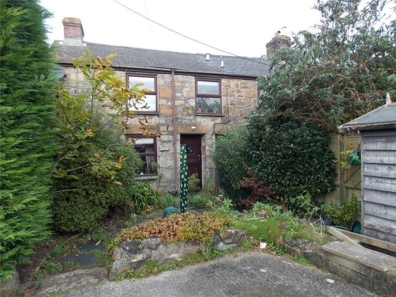 2 Bedrooms End Of Terrace House for sale in Plain An Gwarry, Redruth