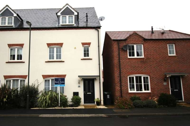 4 Bedrooms Semi Detached House for sale in Denby Bank, Marehay, Ripley, DE5