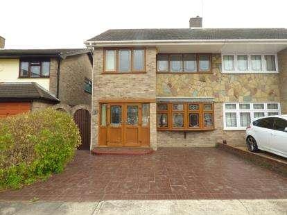 3 Bedrooms Semi Detached House for sale in Rainham
