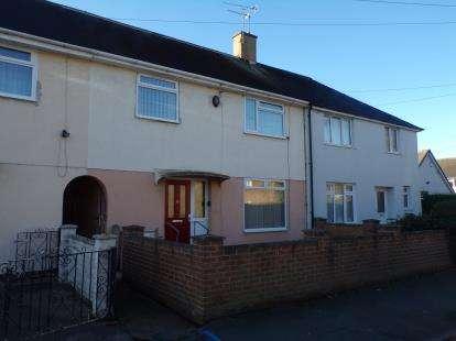 3 Bedrooms Terraced House for sale in Bainton Grove, Clifton, Nottingham, Nottinghamshire
