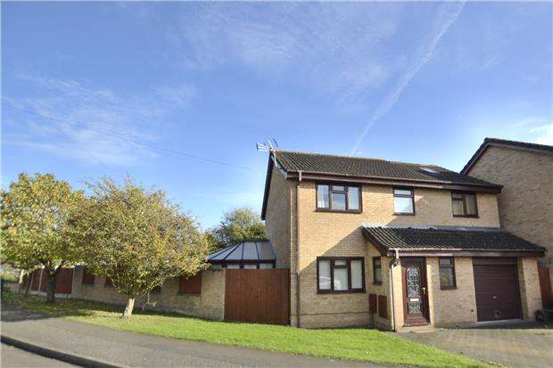 4 Bedrooms Detached House for sale in Carters Orchard, Quedgeley, GLOUCESTER, GL2 4WB