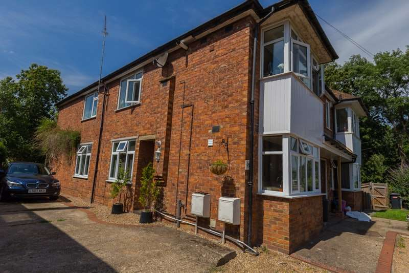 2 Bedrooms Maisonette Flat for sale in Bradbourne Road, Sevenoaks, Kent, TN13