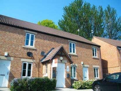 2 Bedrooms Flat for sale in Betjeman Mews, Gateshead, Tyne and Wear, NE8