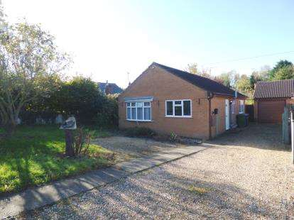 2 Bedrooms Bungalow for sale in Gull Road, Guyhirn, Wisbech, Cambridgeshire