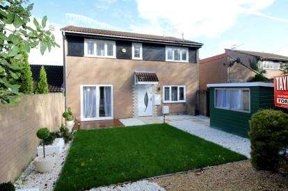 3 Bedrooms End Of Terrace House for sale in Holly Close, Speedwell, Bristol