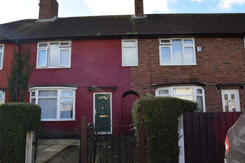 3 Bedrooms Terraced House for sale in Denford Road, Knotty Ash, Liverpool