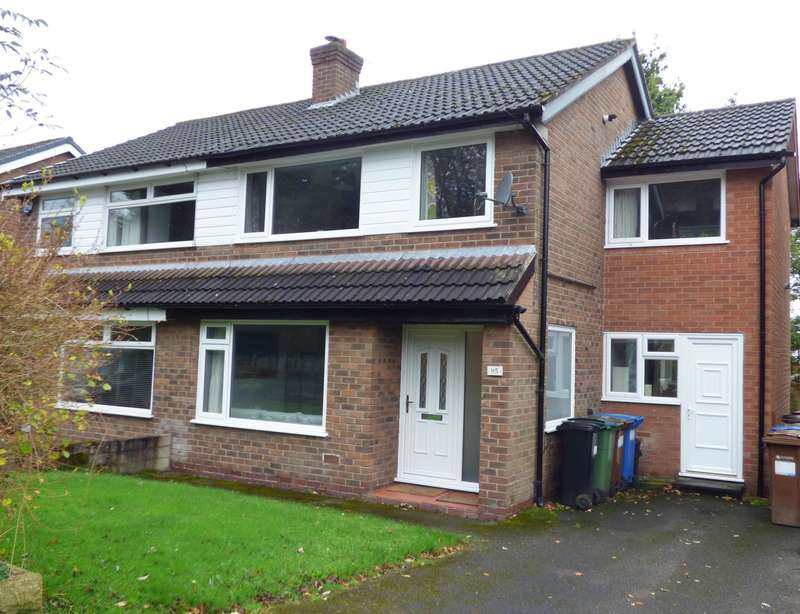 4 Bedrooms Semi Detached House for sale in Woodville Drive, Marple, Stockport