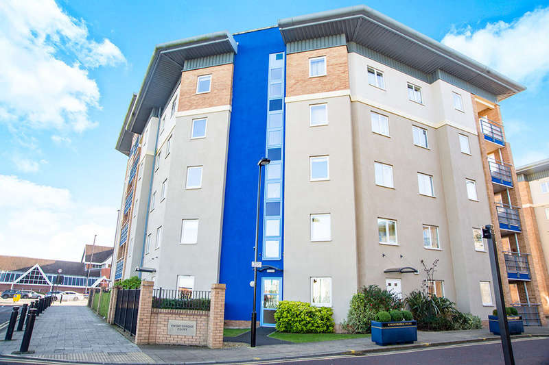3 Bedrooms Flat for sale in Knightsbridge Court, Gosforth, Newcastle Upon Tyne, NE3