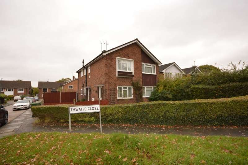2 Bedrooms Flat for sale in Thwaite Close, Northumberland Heath , Erith, DA8