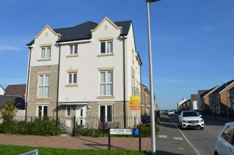 5 Bedrooms Semi Detached House for sale in Rapide Way, Haywood Village, Weston-super-Mare