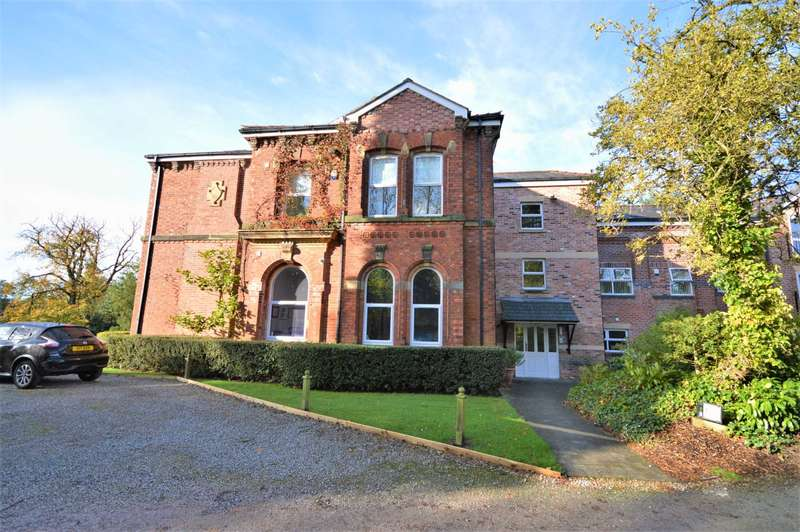 2 Bedrooms Apartment Flat for sale in Torkington Road, Hazel Grove