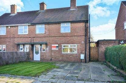 3 Bedrooms Semi Detached House for sale in Elder Street, Sutton-In-Ashfield, Nottinghamshire, Notts
