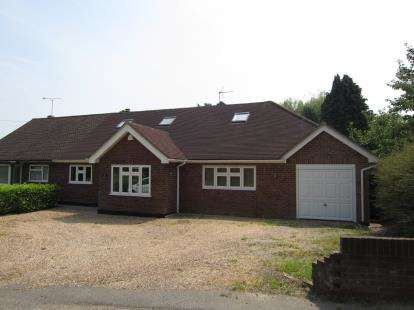 3 Bedrooms Bungalow for sale in Stanford Rivers, Ongar, Essex