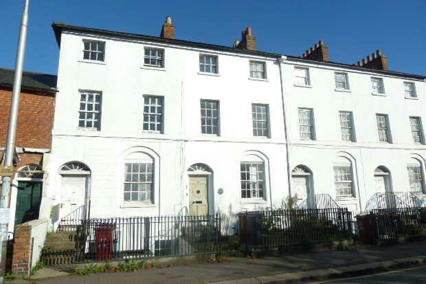 3 Bedrooms Terraced House for sale in Christchurch Road, Reading