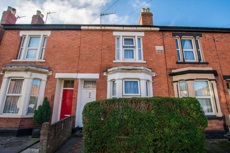 3 Bedrooms Terraced House for sale in Knowles Road, Gloucester, GL1 4TP