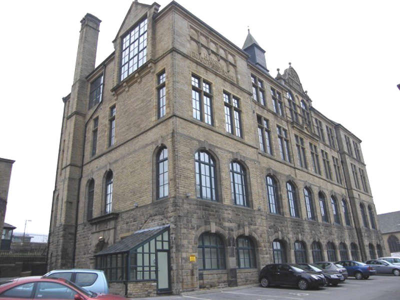 1 Bedroom Flat for sale in Byron Street, Bradford
