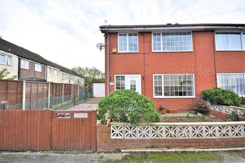 3 Bedrooms Semi Detached House for sale in Barry Avenue, Ingol, Preston, Lancashire, PR2 3XP