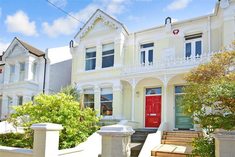 4 Bedrooms Semi Detached House for sale in Beaconsfield Villas, , Brighton, East Sussex