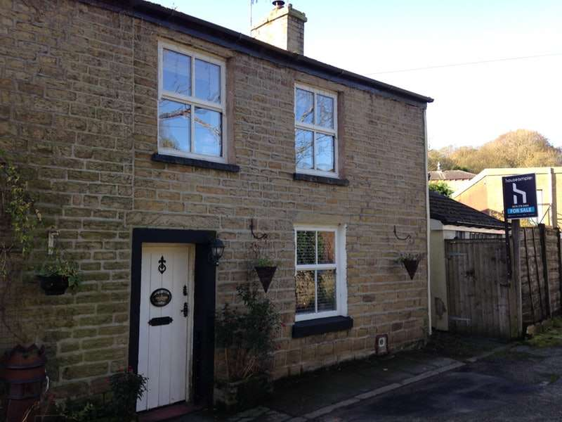 3 Bedrooms End Of Terrace House for sale in Aitken Street, Irwell Vale, Ramsbottom, Greater Manchester, BL0