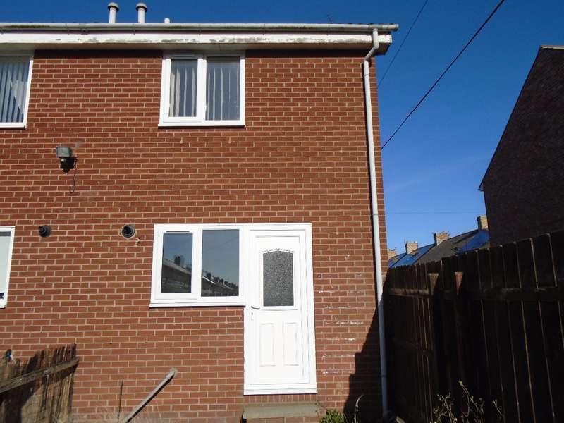 2 Bedrooms Terraced House for rent in Second Avenue, Ashington, NE63 0BJ