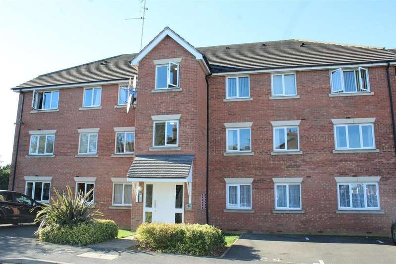 2 Bedrooms Flat for sale in Fellowes Road, Peterborough