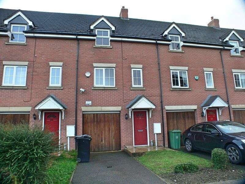 3 Bedrooms Town House for sale in Badger Lane, Bourne, Lincolnshire. PE10 0FT