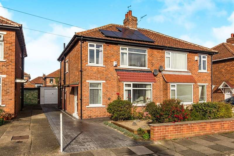 3 Bedrooms Semi Detached House for sale in Ambleside Grove, Middlesbrough, TS5