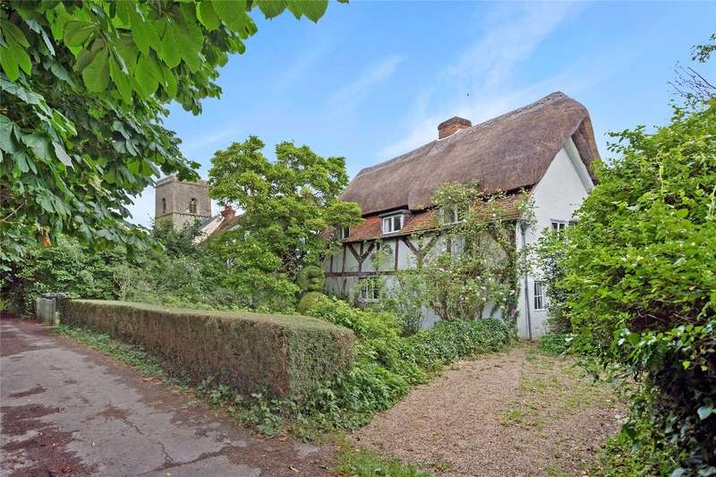 4 Bedrooms Semi Detached House for sale in The Green, Sutton Courtenay, Abingdon, OX14