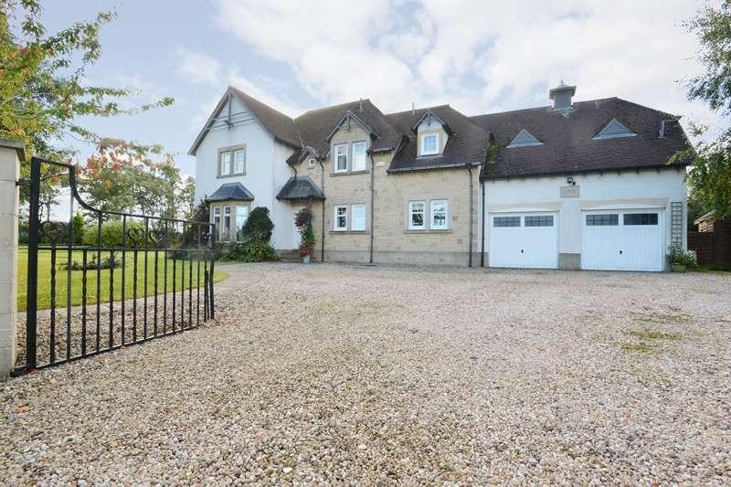 5 Bedrooms Detached Villa House for sale in Newlands, Balerno, West Lothian, EH27 8LR