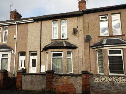 3 Bedrooms Terraced House for sale in Nelson Terrace, Darlington