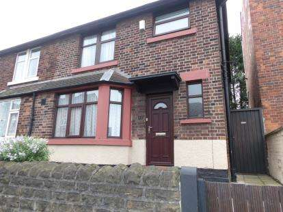 3 Bedrooms Semi Detached House for sale in Nottingham Road, New Basford, Nottingham