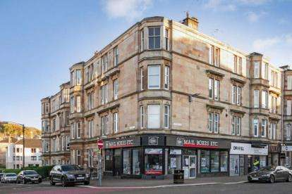 2 Bedrooms Flat for sale in Millwood Street, Glasgow, Lanarkshire