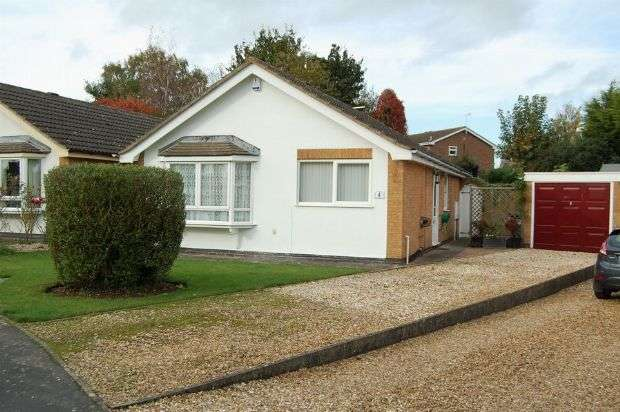 2 Bedrooms Detached Bungalow for rent in Phillips Way , Long Buckby, Northants NN6 7SF