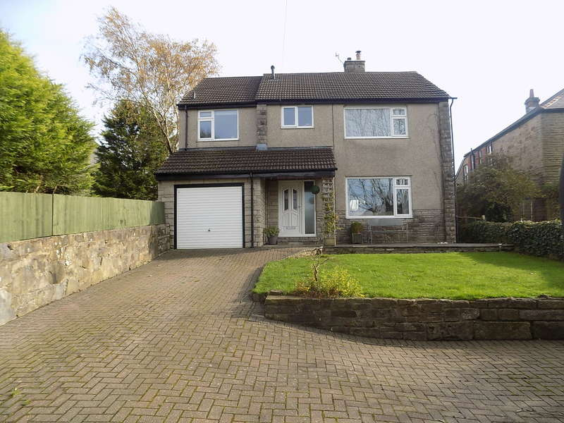 4 Bedrooms Detached House for sale in Brown Edge Road, Buxton