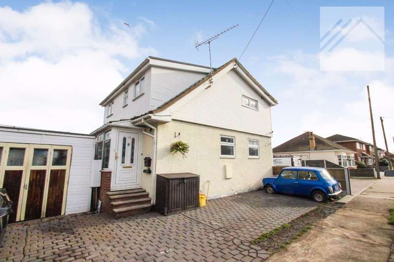 3 Bedrooms Semi Detached House for sale in Roggel Road, Canvey Island - A LOT OF HOUSE FOR YOUR MONEY